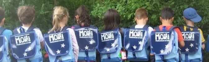 Unser Molli- Rucksack