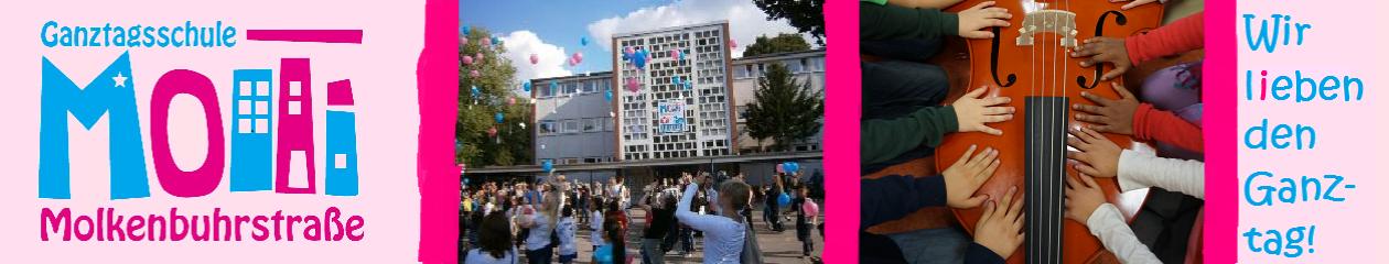 Ganztagsschule Molkenbuhrstraße